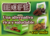 IBOP� Una alternativa rica y saludable, Alfajores, Productos Lights, Golosinas Light, Saludables, galletitas, tel: (011) 1555261740, Mail: contacto@ibopeplus.com.ar